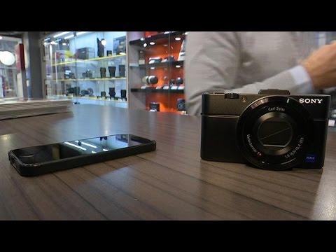 Smartphone ou appareil photo ?