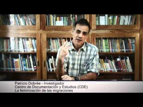 Patricio Dobrée - La feminización de las migraciones 2