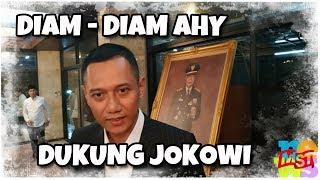 Video Cie...Cie...! Ternyata Diam-Diam AHY Dukung Jokowi MP3, 3GP, MP4, WEBM, AVI, FLV Oktober 2018