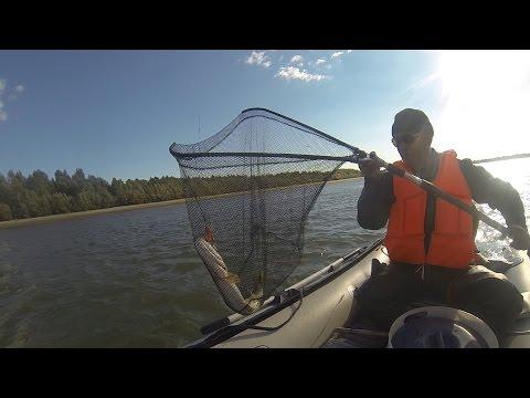 ловля рыбы на р.иртыш
