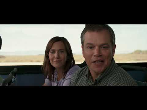 Downsizing (2017) - Official Trailer - Paramount Pictures India