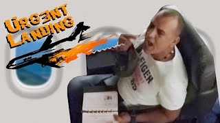 Urgent Landing Ep 29 by The X-Prank Show With Mohamed Lofti