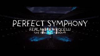 Video Ed Sheeran – Perfect Symphony feat. Andrea Bocelli [Live at Wembley Stadium] MP3, 3GP, MP4, WEBM, AVI, FLV Juli 2018