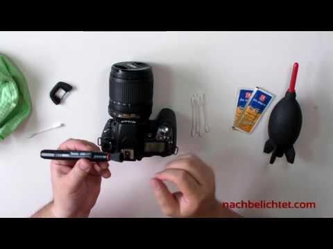 Meine Anleitung zur Kamerareinigung Teil 1 von 2