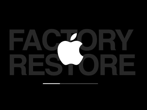 How to Erase Delete All information Files and Reinstall OS X in Mac Restore to Factory Settings