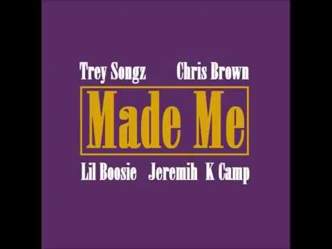 Made Me - Jeremih Ft. Chris Brown, Lil Boosie, Trey Songz & K-Camp