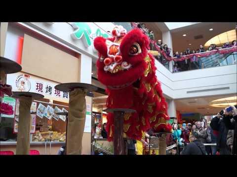2015 Lion Dance at Yaohan