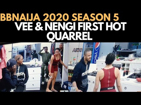 BBNAIJA 2020: VEE AND NENGI QUARREL FOR THE FIRST TIME | OZO AND NEO | BIG BROTHER NAIJA 2020, FSWG