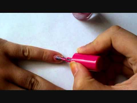 comment appliquer son vernis a ongles