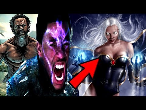FIRST X-MEN INTRODUCED In MCU During Black Panther 2 REVEALED!? Avengers 4 Post Credit X-Men SCENE?