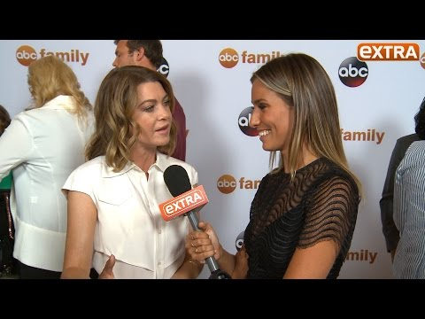 Ellen Pompeo Dishes on 'Hot' New McDreamy and 'Grey's Anatomy' Season 12