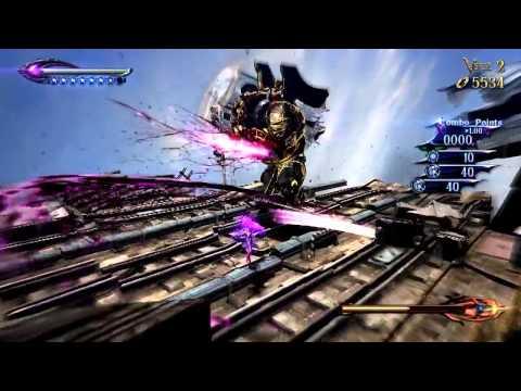 Bayonetta 2 - E3 Trailer