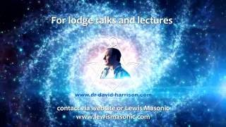 Dr David Harrison - an author with Lewis Masonic