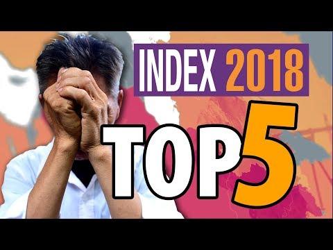 Index 2018 : les 5 pays où les chrétiens souffrent le plus