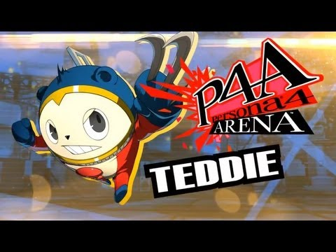 0 Meet the cast of Persona 4 Arena