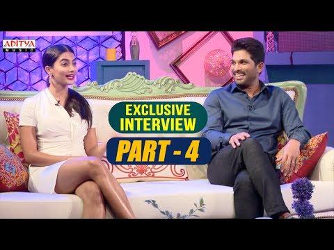 Video Exclusive Interview With Allu Arjun & Pooja Hegde | Part-04 | Aditya Music | DSP | Harish Shankar download in MP3, 3GP, MP4, WEBM, AVI, FLV January 2017