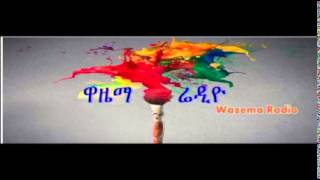 Wazema Podcast 17: Ethiopian Higher Education Institutions Under Attack (August 13)