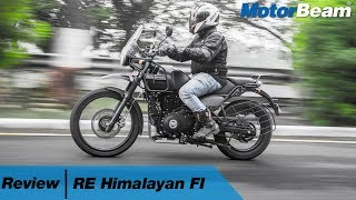 4. Royal Enfield Himalayan FI Review - Should You Buy? | MotorBeam