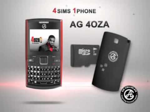 AG Cellular 40ZA Loyiso Bala Advert