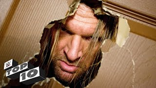 Video Shocking home invasions: WWE Top 10, Sept. 8, 2018 MP3, 3GP, MP4, WEBM, AVI, FLV Juni 2019