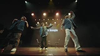 Let's Boogie  (Poppin Sam, Pop Pop Joe, Krazy Bonez) – NEW FORCE PARTY VOL.8 Showcase