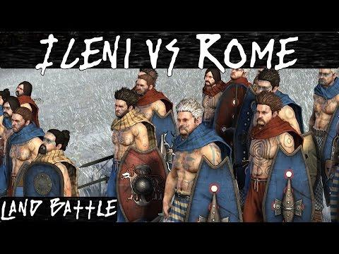 Total War Rome 2 Online Battle 224 Iceni vs Rome