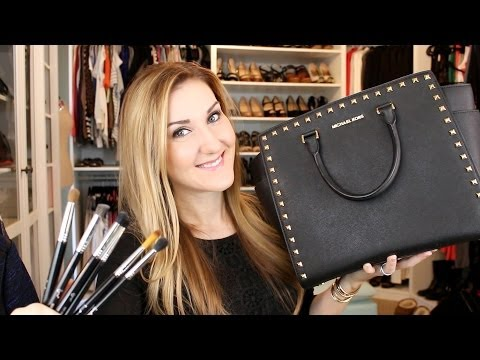 Target FASHION Haul, New Bags, & New Sigma Brush Kits