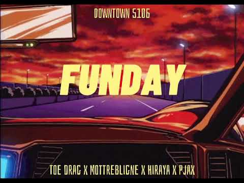 Funday - Downtown 5106 (Prod. by MixedbyNino)