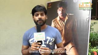 Nithin Sathya Speaks at Enna Satham Intha Neram Press Meet
