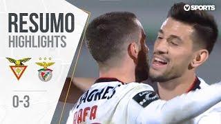 Video Highlights | Resumo: Aves 0-3 Benfica (Liga 18/19 #22) MP3, 3GP, MP4, WEBM, AVI, FLV Februari 2019