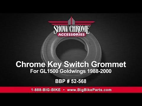 Key Switch Chrome Accent