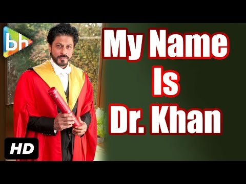 Shah Rukh Khan Turns Doctor A Second Time