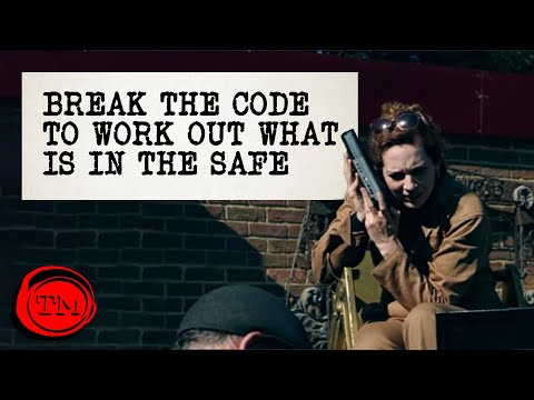 Break the Code to Work Out What is in the Safe | Taskmaster S10