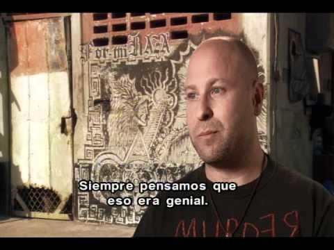 Entrevista Adrian Grunberg / Atrapen al Gringo