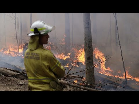 Αυστραλία: Βροχοπτώσεις ανακουφίζουν πυρόπληκτες περιοχές…