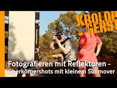 LETS BOUNCE 6/39 - REICHT FÜR OBERKÖRPERSHOTS EIN KLEINER SUNMOVER?