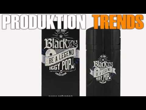 Paco Rabanne Black XS Be A Legend Iggy Pop EDT Spray 100 ml:
