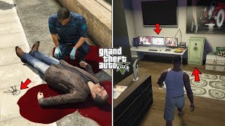 Video What Happens If You Visit Michael's Body After His Fall in GTA 5? (Michael's Secret Room Unlocked) MP3, 3GP, MP4, WEBM, AVI, FLV September 2019