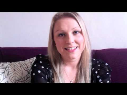 diabetes uk - First Video Blog for Diabetes UK talking about 'real' life living with Type 1.