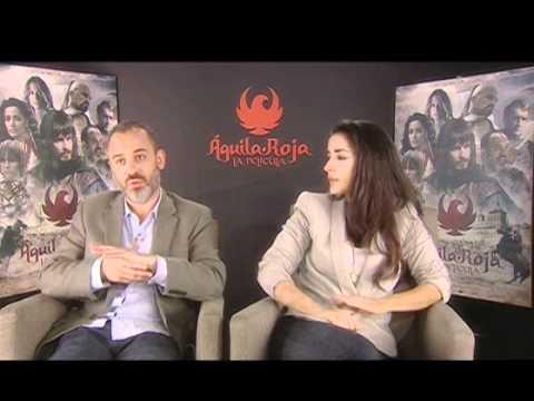 Águila Roja, la película - Inma Cuesta y Javier Gutiérrez?>