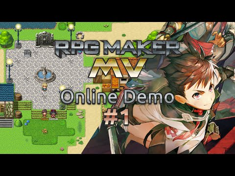[Demo #1] RPG Maker MV Online Plugin (Node.js/Socket.io)