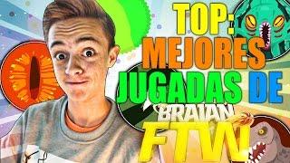 Video TOP: MEJORES JUGADAS DE BraianFTW | TOP JUGADAS DE BraianFTW🌟 AGAR.IO #6 MP3, 3GP, MP4, WEBM, AVI, FLV Mei 2019