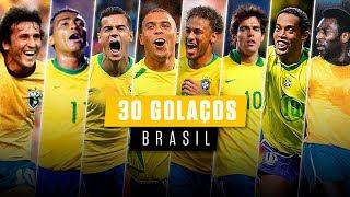 Video 30 GOLAÇOS • SELEÇÃO BRASILEIRA (Sem Copa do Mundo) MP3, 3GP, MP4, WEBM, AVI, FLV April 2019
