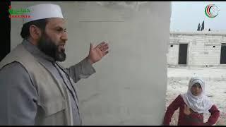 مخيم عائشة بنت أبو بكر الصديق في ادلب للأيتام والأرامل