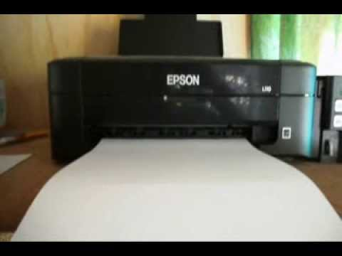 how to unclog epson printer