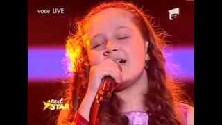 "Tatiana Stefan - Adele - ""Someone like you"" - Next Star"