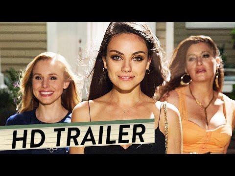 BAD MOMS Trailer Deutsch German (HD)   Mila Kunis, Komödie 2016