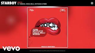 Video StarBoy - Soco (Audio) ft. Wizkid, Ceeza Milli, Spotless, Terri MP3, 3GP, MP4, WEBM, AVI, FLV Maret 2018