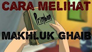 Kartun Lucu - Cara Melihat Hantu - Funny Cartoon - Horror cartoon - Animasi Indonesia - Kartun Hantu