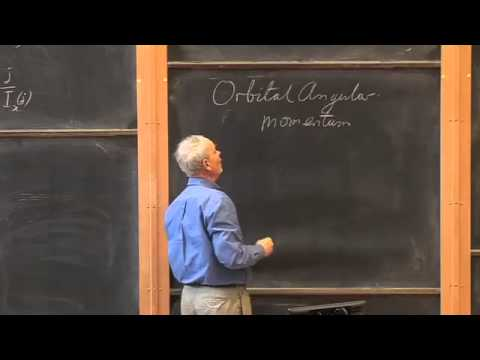 019 Diatomic Molecules and Orbital Angular Momentum